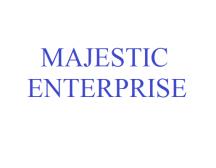 MAJESTIC ENTERPRISE (Pvt.) LTD