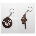 Wooden Key Chain for souvenir
