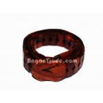 Dark Brown Color of Wooden belt