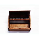 The Wooden Visiting Card Box
