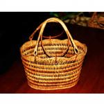 Myanmar Handmade Cane Basket