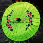 Beautiful Pathein Umbrella in Myanmar