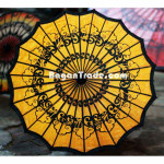 Mandalay Design of Pathein Parasol in Myanmar