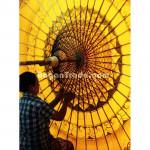 Yellow Color Umbrella for Garden &  Beach