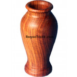 The Handmade Rosewood Vase