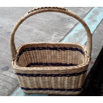 Small Basket Made Of Rattan