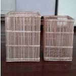Medium Bamboo Flower vase