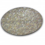 Seashell Lacquer Tray made of Mother of Pearl