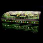 The Traditional Design Lacquer ware Box