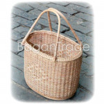 Cane Office Bag for Ladies