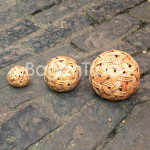 Handmade Myanmar's ChinLone or Cane Ball