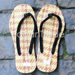 The Women Slipper made by Cane
