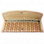The Mat design Cane Women's Clutch purse