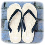 Men's wear Water Hyacinth Foot Slipper