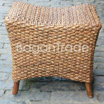 Xylophone shape Water hyacinth Chair