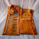 Beautiful Design of Shan Traditional Dress One Set