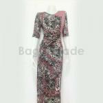 Myanmar Dress One Set Design Beautiful color