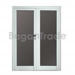 Two Leaf Entry Doors Swing/Casement uPVC Doors