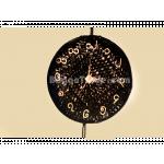Myanmar handmade Bamboo clock
