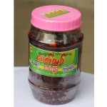 Fried Fish Paste Made in Myanmar