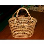 Cane Basket Handmade Product