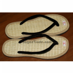 Handmade Bamboo Slipper for Lady