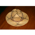 Bamboo Hat Handmade Product