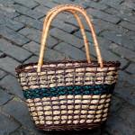 Colorful Beautiful design women handbag
