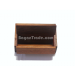 Rosewood Visiting Card Folder
