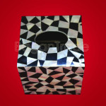Unique simple Style with Oyster Tissue Box