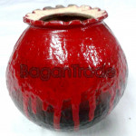 Coconut Shell Pot with Simple Style handmade