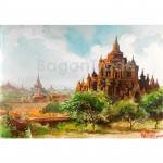 Ancient Pagoda of Bagan, Myanmar