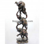 Dancing Three Elephant