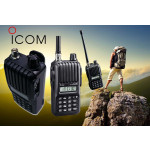 VHF FM Transceivers IC-V80, IC-V80E
