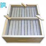 8 mesh hardware cloth for beekeeping screened bottom boards