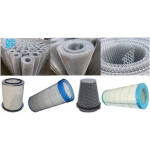Expanded Metal Mesh for air filter