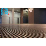 Slotted wedge wire screens for architecture & decorative