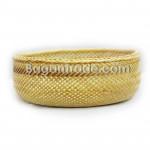 Oval Shape Bamboo Basket Set
