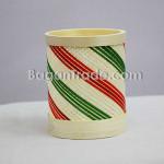 Handmade Bamboo Cylinder Shape Box