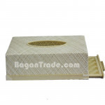 Eco Friendly Bamboo Tissue Box Cover
