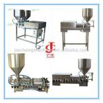 Semi Automatic Soybean Paste Filling Machine