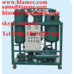 Vacuum Turbine Oil Purification Plant