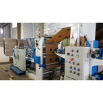 SOS Bag making machine with 3 color in-line print