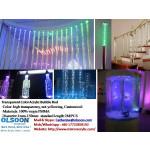 Acrylic bubble rod LED