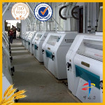 300tpd wheat Flour Mill Processing Line with Low Price and High Efficiency