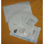 paper / paper heat sealing sterilization flat pouch