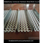galvanized plaster high rib lath for construction