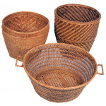 Rattan Basket from Myanmar