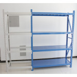5 tire metal adjustable warehouse storage muscle rack